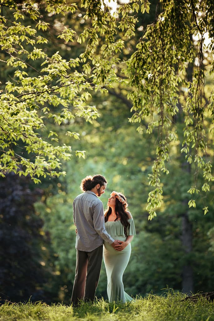 Gorgeous Scenery At The NJ Botanical Gardens Along With A Perfect Expecting  Couple Makes For A Magical Maternity Session! Itu0027s Such An Honor To  Document ...
