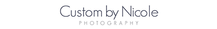 Custom by Nicole Photography logo